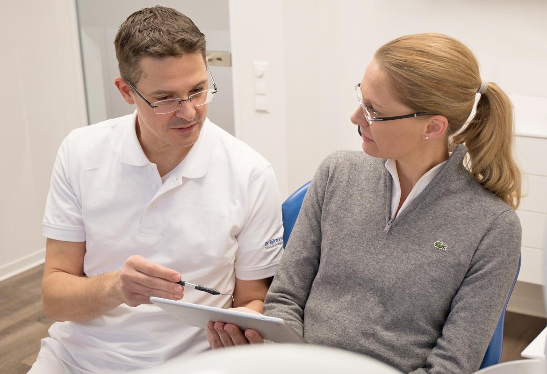 Zahnarzt Böblingen, Dr. Björn Vieth